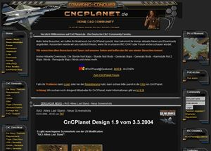 CnCPlanet 1.9