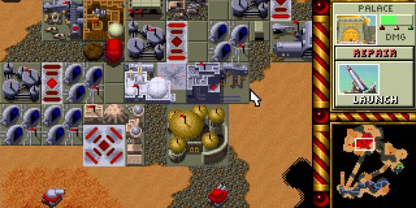 Westwood Dune 2