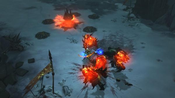 Diablo 3 X-Box 360 Version