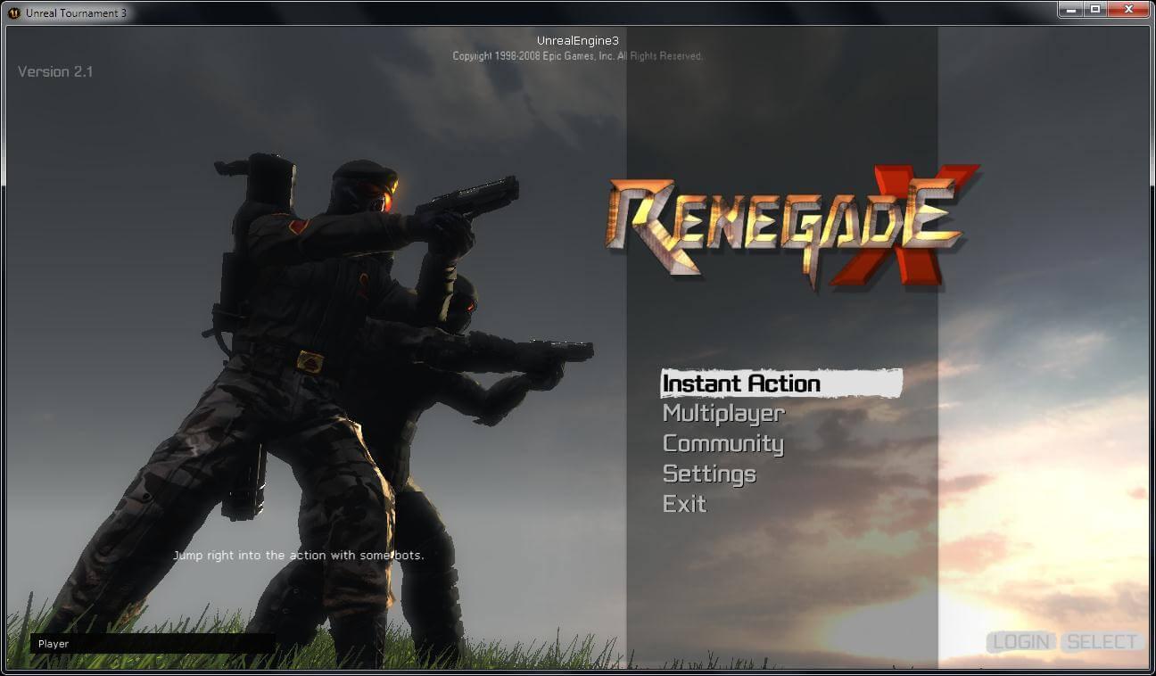 Multiplayershooter RenegadeX veröffentlicht