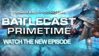 Command & Conquer Battlecast Primetime News