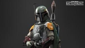SW Battlefront Boba Fett