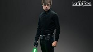 SW Battlefront Luke Skywalker