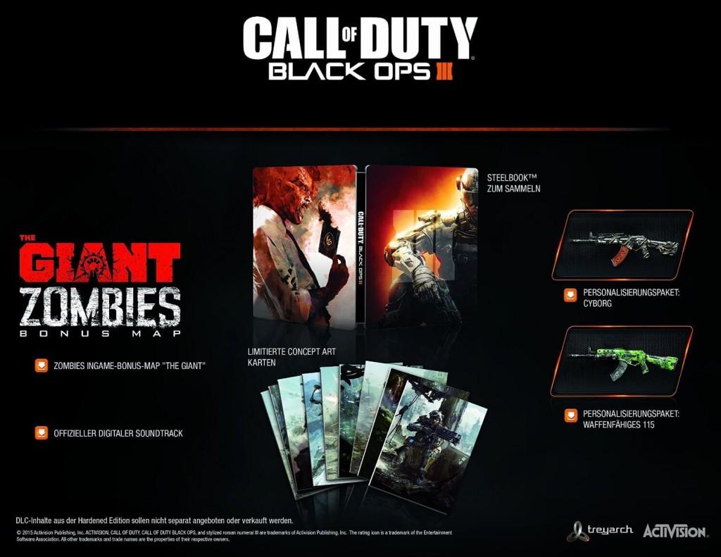 COD: Black Ops III Juggernog Collector's Edition