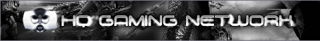HQ Gaming Banner