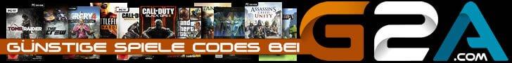 Günstige Games bei G2A