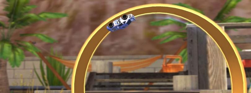 Neue Spiele-App Cars Daredevil Garage