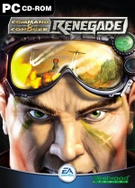 C&C Renegade PC Cover