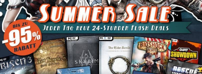 GamesPlanet Summer Sales