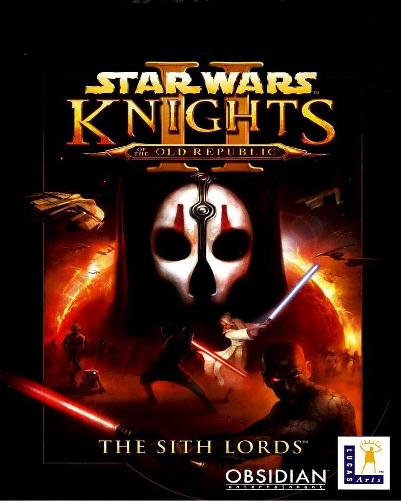 KOTOR 2 : The Sith Lords – Neuer Patch mit 5K-Auflösung