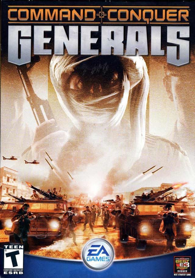 C&C Generals