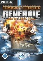 C&C Generäle - Die Stunde Null PC Cover