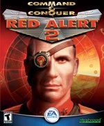 Command & Conquer Red Alert 2 PC Cover