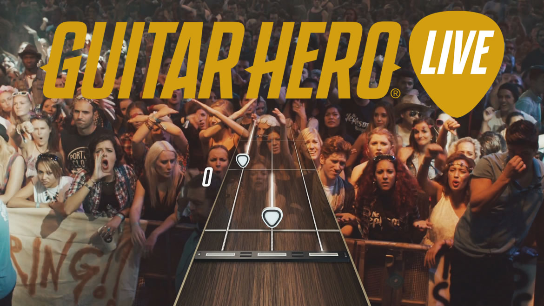 Guitar Hero Live – Zugabe, Zugabe! Mehr Guitar Hero-Klassiker