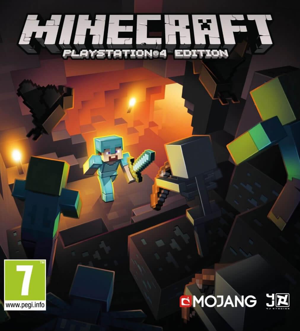 Minecraft – Update erlaubt Plattformübergreifend zu bauen