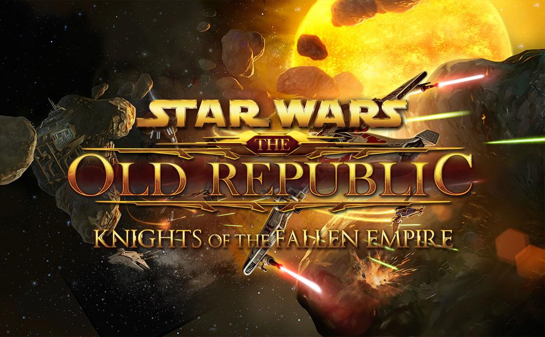 BioWare kehrt für 'Knights of the Fallen Empire' zu seinen Wurzeln zurück
