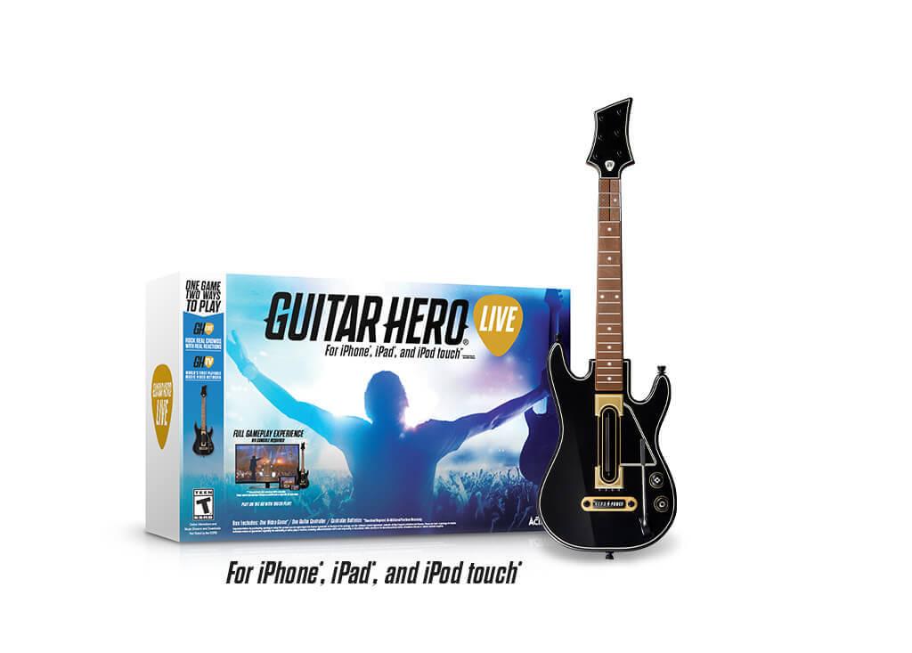 Guitar Hero Live – Startet sommerlich durch!