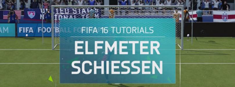 FIFA 16 Tutorial – Elfmeterschießen