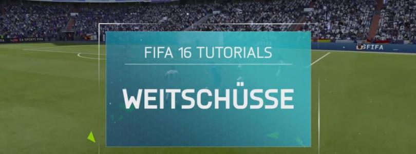 FIFA 16 Tutorial – Fernschüsse