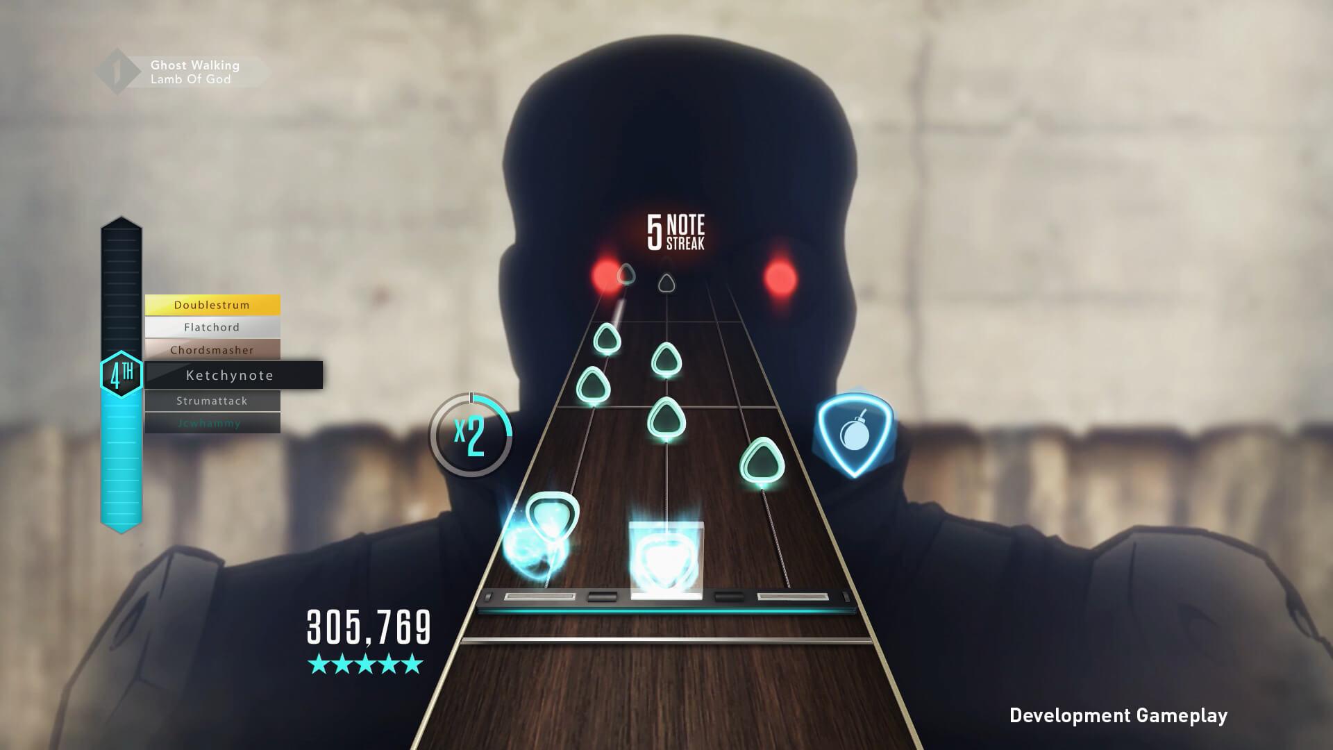 Guitar Hero Live – Hard Rock Helden