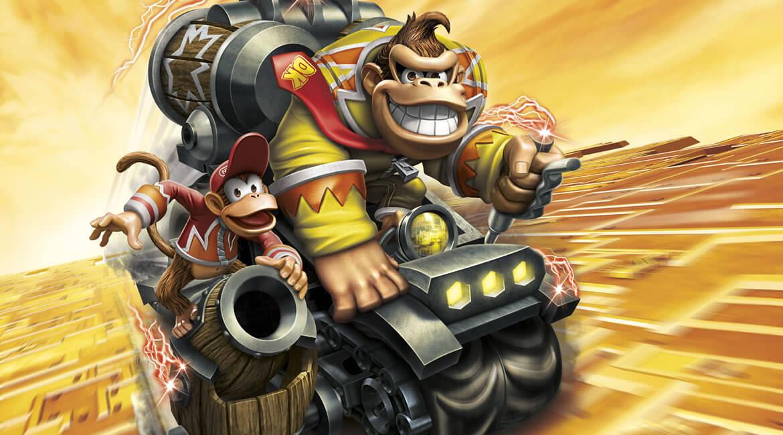 Skylanders SuperChargers mit Nintendo Kultfiguren