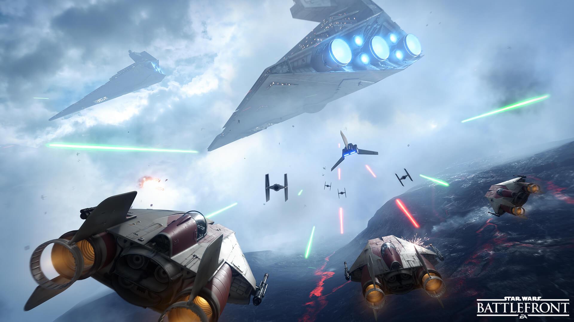 Star Wars Battlefront – Systemanforderungen