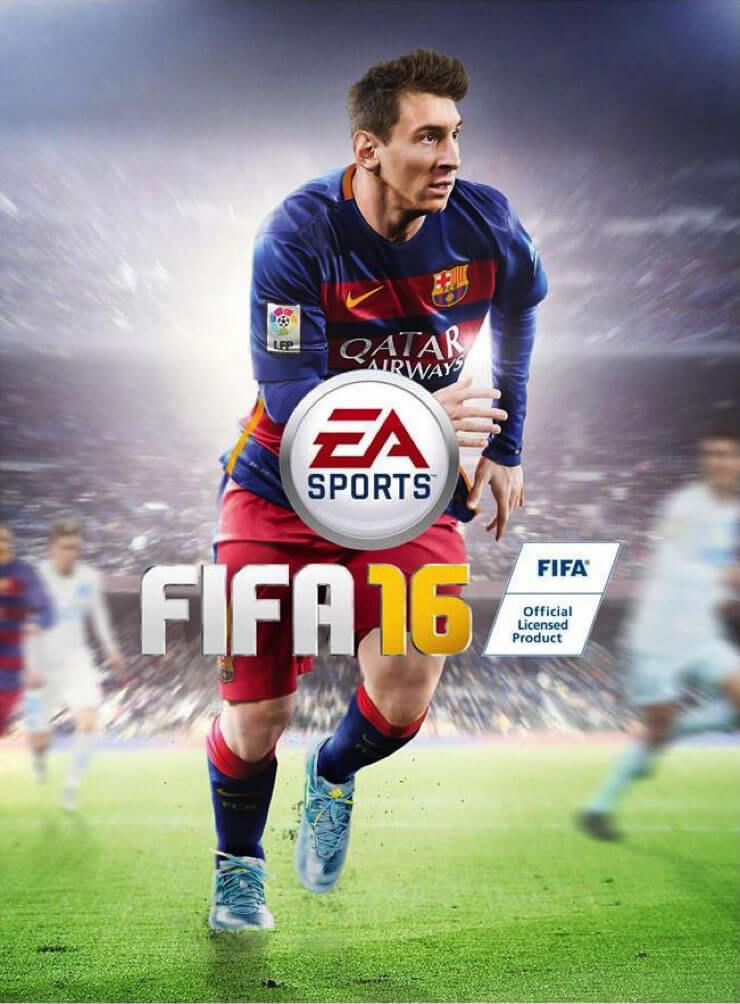 FIFA 16 News Cover