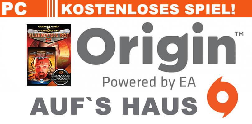 Origin auf's Haus : C&C Alarmstufe Rot 2 und Yuris Rache Kostenlos