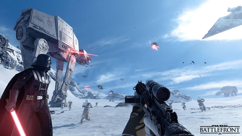 Star Wars Battlefront Beta für Oktober ankündigt