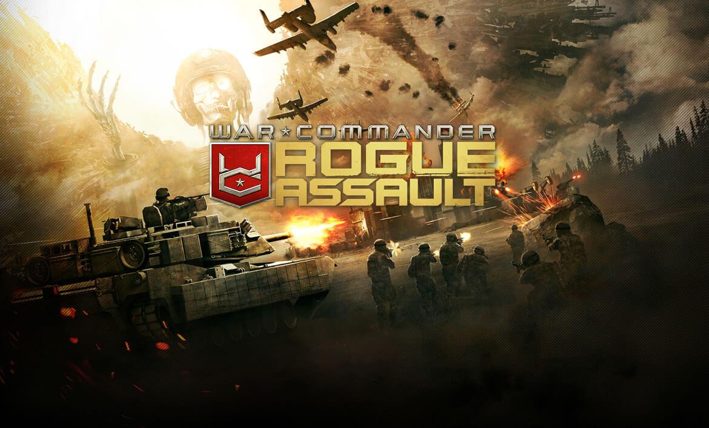War Commander Rogue Assault