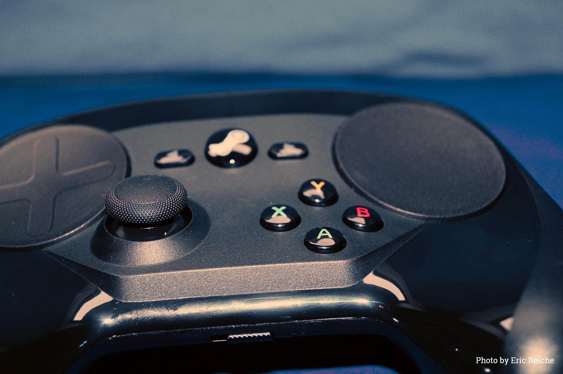Die ersten User Bilder vom neuen Steam Controller