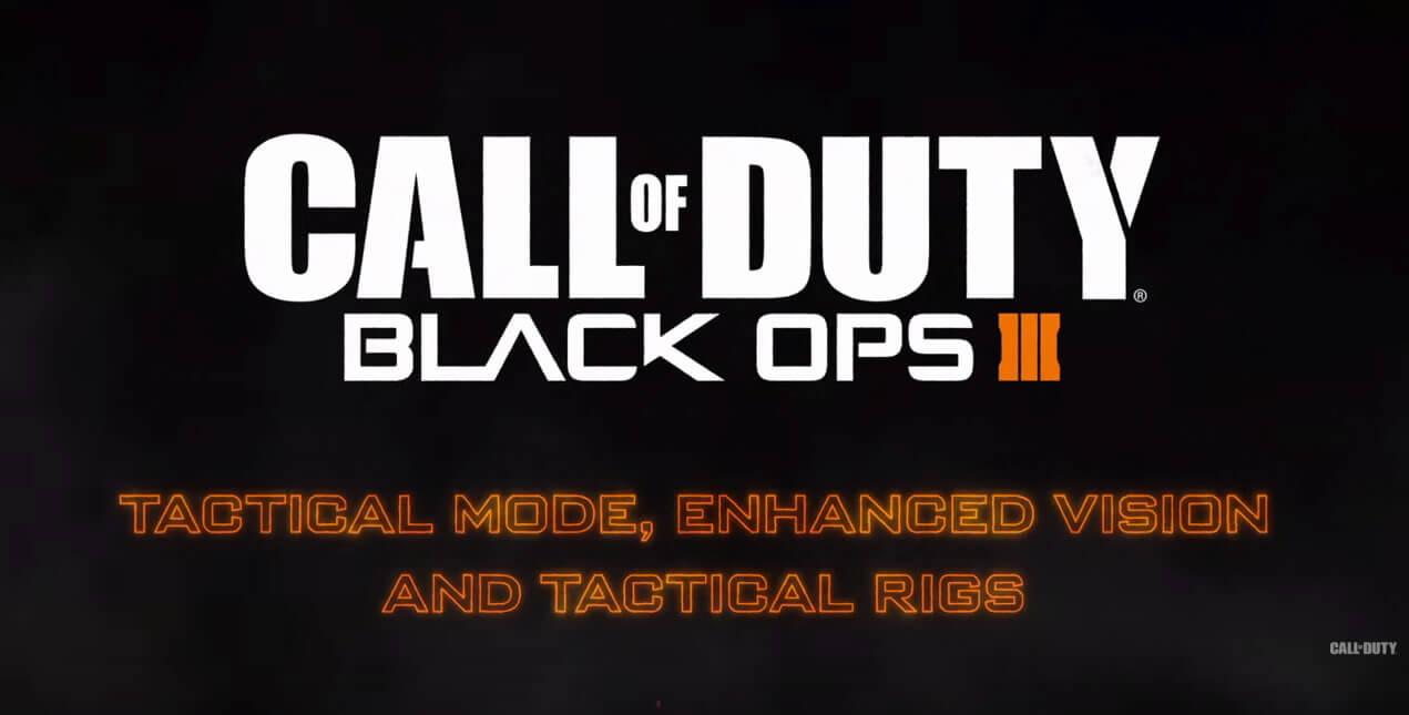 Call of Duty: Black Ops III – Neuer Trailer zeigt kybernetische Modifikationen