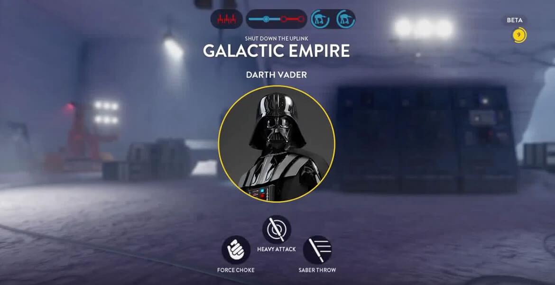 STAR WARS Battlefront Beta – Darth Vader, AT-AT, Tie Fighter, Türme & A-Wing