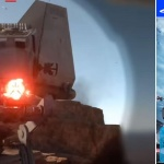 STAR WARS Battlefront Beta Let's Play