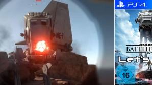 STAR WARS Battlefront Beta Let's Play