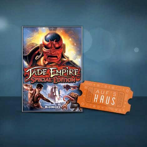 Origin auf's Haus : Jade Empire – Special Edition kostenlos