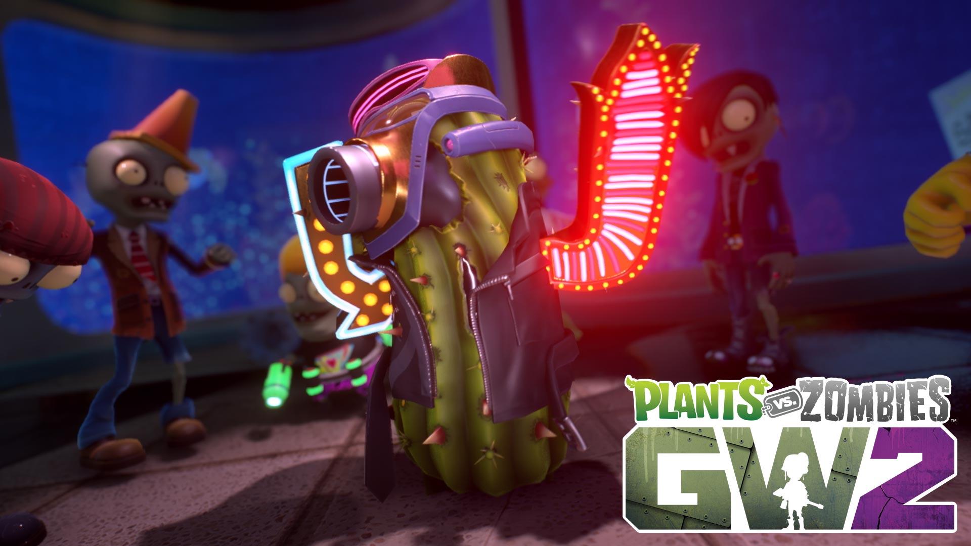 Plants Vs Zombies Garden Warfare 2 Archive Game News Spiele Videos F R Mac Pc Und Konsolen