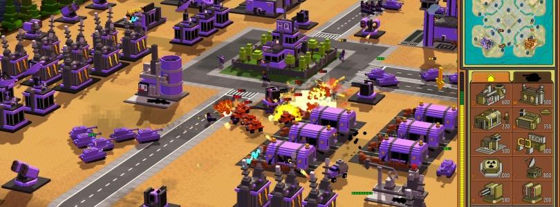 8-Bit Armies – Command & Conquer Flair von Petroglyph Games in 8-Bit verpackt