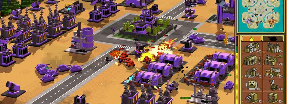 8-Bit Armies – Command & Conquer Flair von Petroglyph Games in 8-Bit verpackt