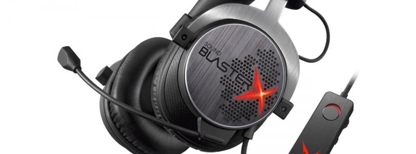 Creative – Sound BlasterX-Produkte auf der DreamHack Summer 2016
