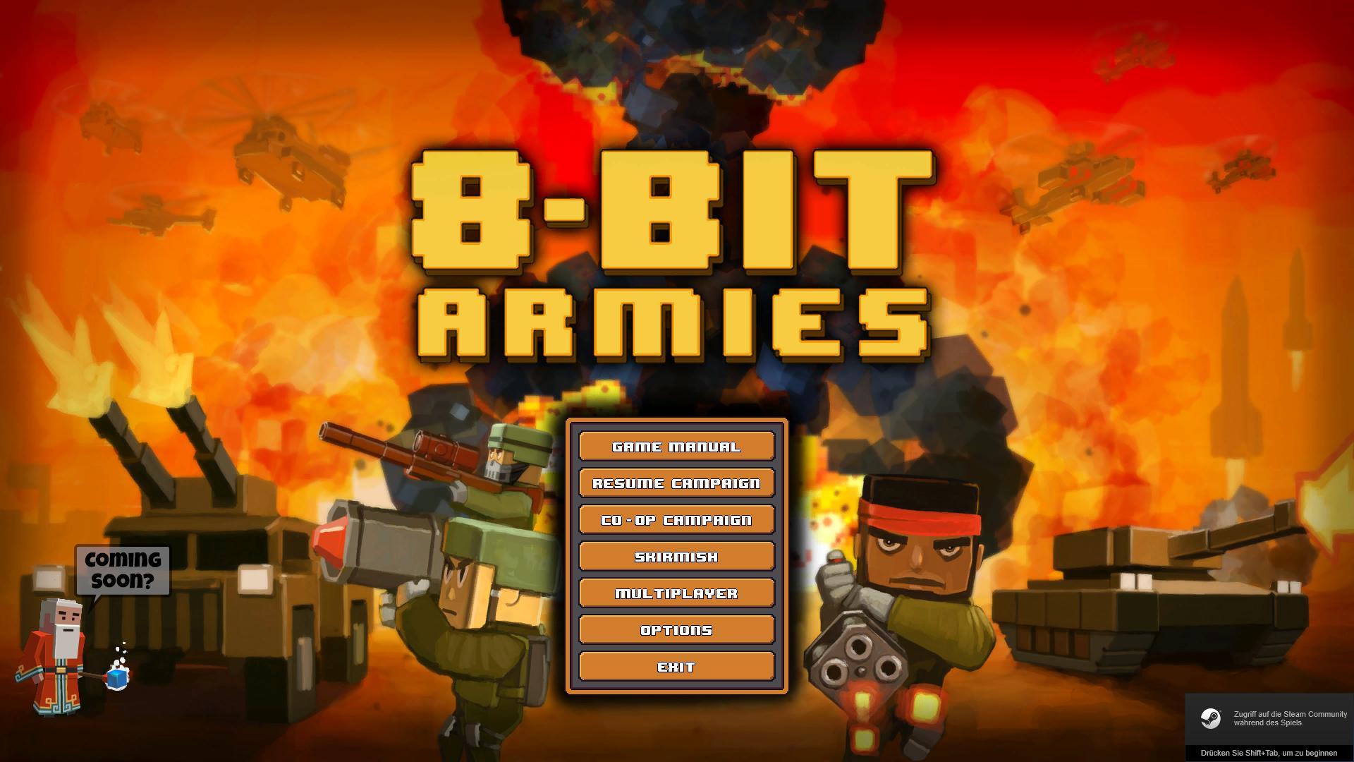 8-Bit Armies – Beta PC Review