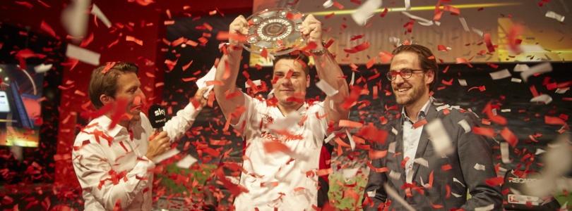 FIFA 16 – Daniel Butenko (16 Jahre) holt sich den VBL-Meistertitel und 10.000 € Preisgeld.