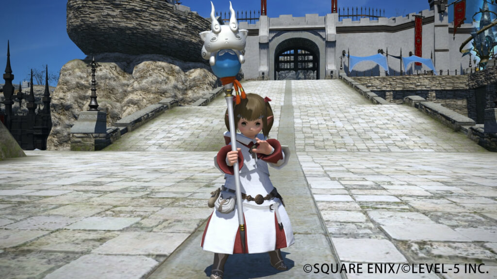 FINAL-FANTASY-XIV-Cane of the Shrine Guardian