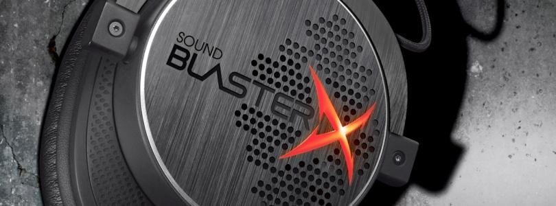 Sound BlasterX H7 – Creative Labs veröffentlicht 7.1-Pro-Gaming-Headset