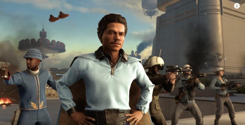 Star Wars Battlefront – Willkommen in der Wolkenstadt Bespin – neue Battlefront Erweiterung