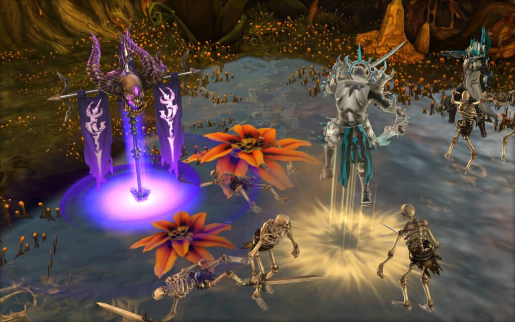 Devilian-DV_ACT_Dungeon_Glimmermire_vsFlagSkeletons_01