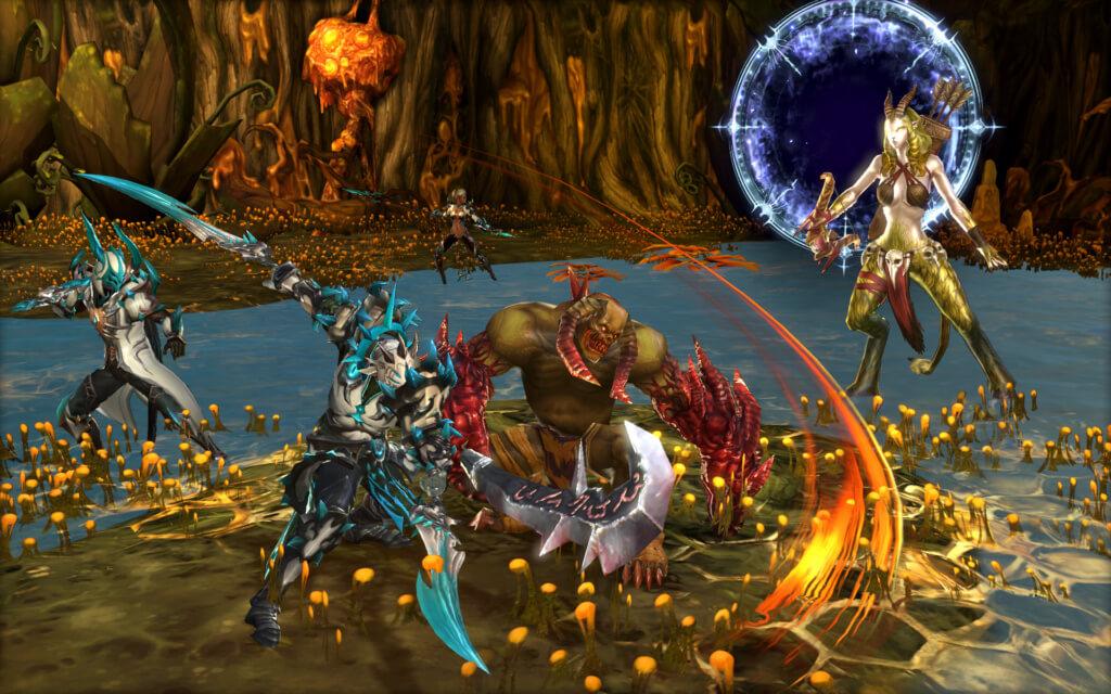 Devilian-DV_ACT_Dungeon_Glimmermire_vsPortalDefenders_01