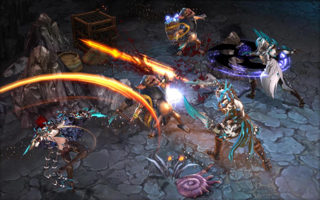 Devilian-DV_ACT_Dungeon_StormCarvedPath_vsSaltMineKobold_01