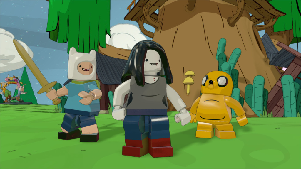LEGO Dimensions Wave-Adventure Time_Marceline, Jake & Finn