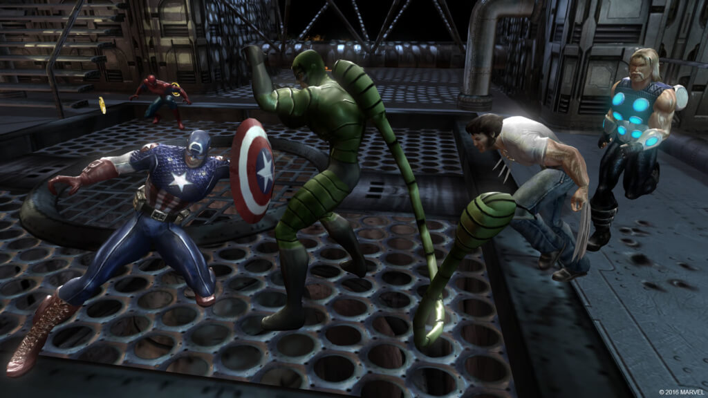 3_Marvel Ultimate Alliance_Screen 1